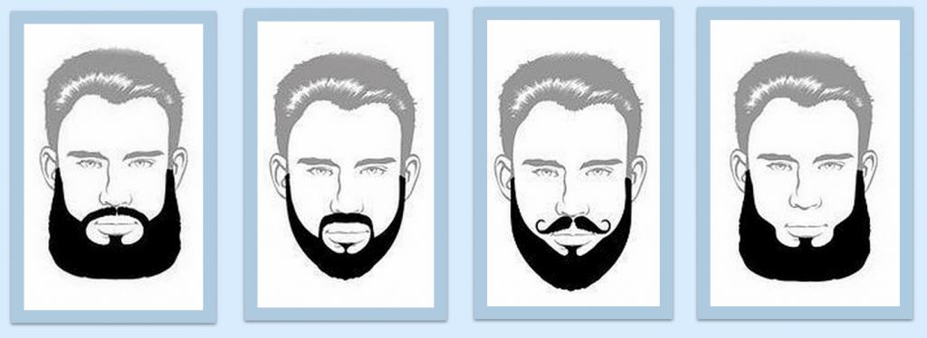 Homem No Espelho - Barbas