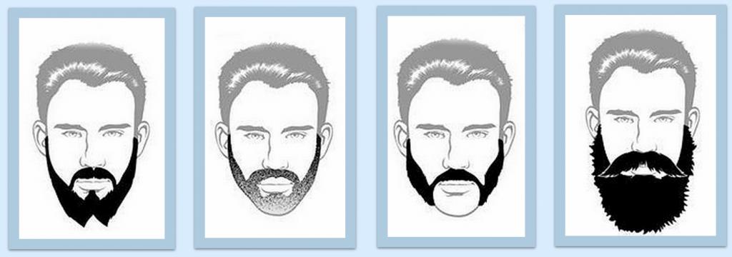 Homem No Espelho - Barbas1