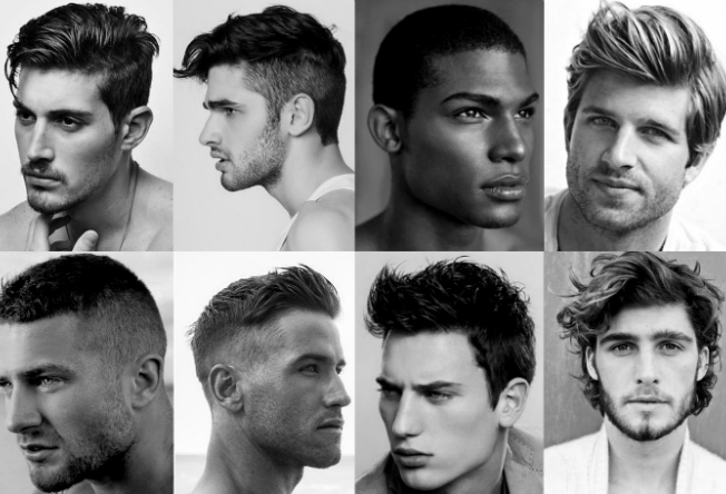 a5d9a78fe Homem No Espelho- Como escolher o corte perfeito para seu cabelo.