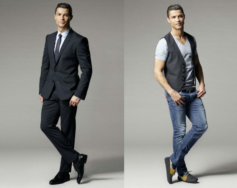 18cff25bcb Sapatos Cristiano Ronaldo – Idées d'images à la joueur