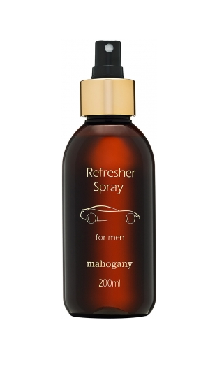 182433cf3 Spray corporal Mahogany Refresher Spray - Homem no Espelho