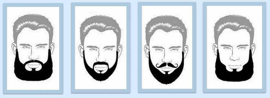 Escolha o tipo de barba ideal para seu formato de rosto