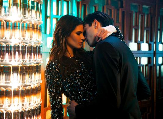 Homem No Espelho - Perfume Carolina-Herrera VIP212 Club Edition
