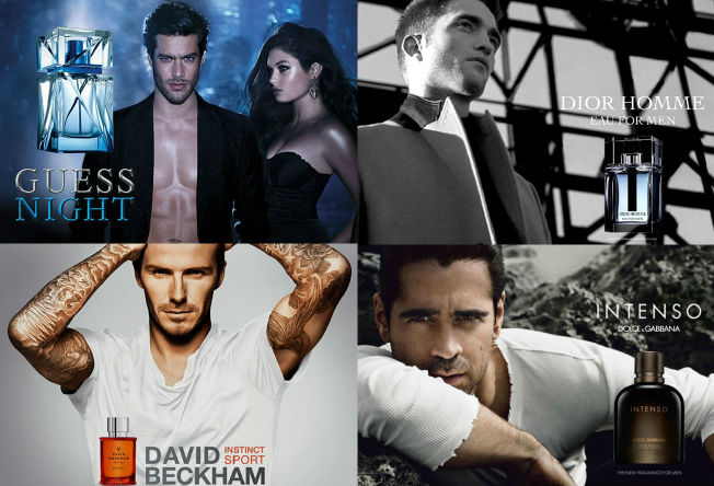 Homem No Espelho - Perfumes masculinos 2015