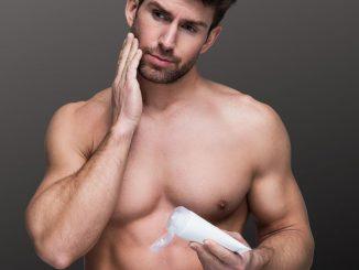 Homem No Espelho - O que são dermocosméticos