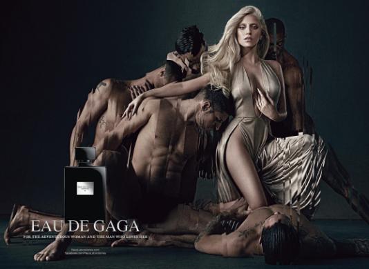 Homem No Espelho - Perfume Eau de Gaga