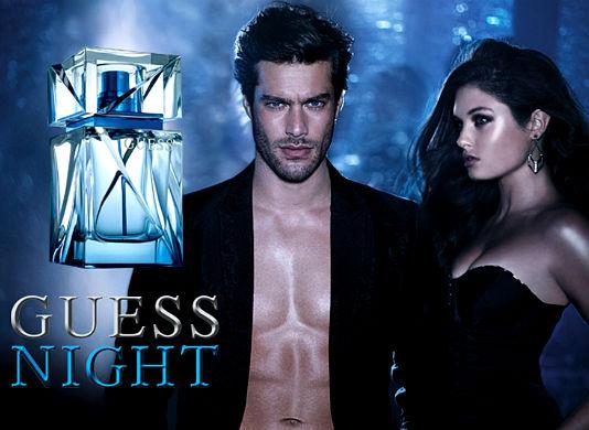 Homem no Espelho - Perfume Guess Night