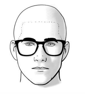Homem No Espelho - Óculos e formatos de rosto - Oval