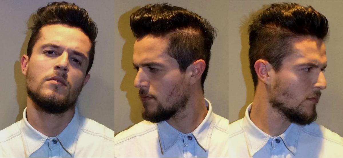 Homem No Espelho - Cortes e penteados de cabelos masculinos...3