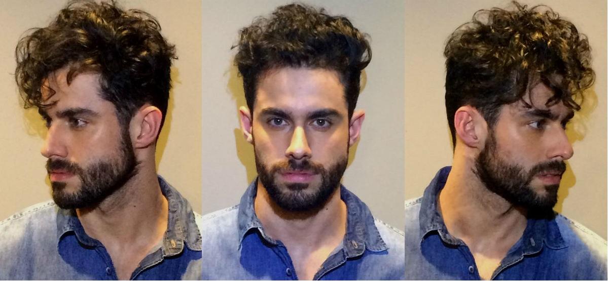 Homem No Espelho - Cortes e penteados de cabelos masculinos..