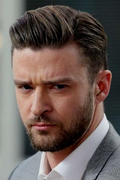 Homem No Espelho - Estilos de barba e cabelo masculinos 2015 - Justin Timberlake