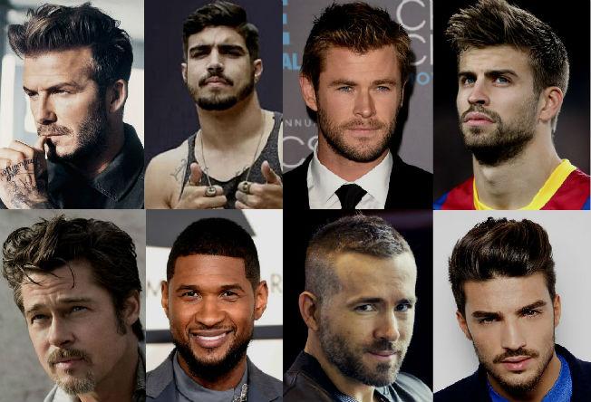 a3edf4e667f79 Barbas e cabelos campeões do visual masculino da moda - Homem no Espelho
