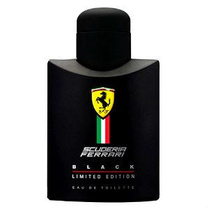 Homem No Espelho -Scuderia-Ferrari-Black-Limited-Edition