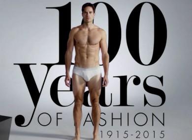 Homem No Espelho - 100 Anos de Moda Masculina