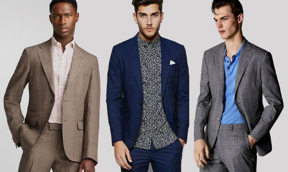 8c427a5ed1 Como usar terno e costume sem gravata - Homem no Espelho