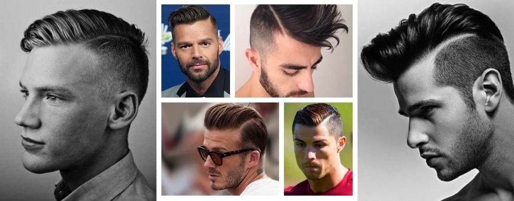 Homem No Espelho - Cortes de cabelos masculinos Undercut e Razor Cut...