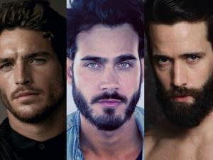 Homem No Espelho - Estilos de barbas