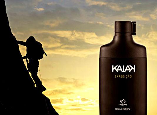 ea4798fcd Natura lança Kaiak Expedição para homens esportivos - Homem no Espelho