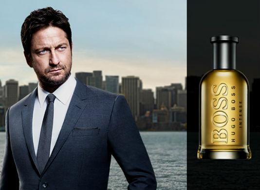 Homem No Espelho - Perfume Boss Bottled Intense