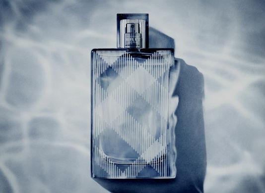 Homem No Espelho - Perfume Burberry Brit Splash