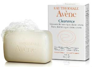 Homem No Espelho - Sabonete Cleanance Avene