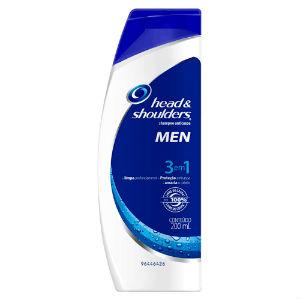 Homem No Espelho - Xampu anticaspa