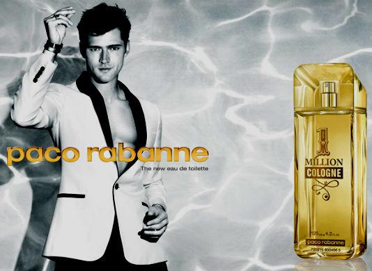 Homem No Espelho - paco rabanne-1-million-cologne