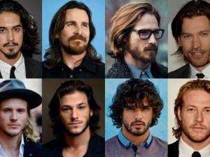 Homem No Espelho - Cabelos Longos e Barba.