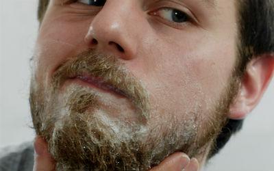 Homem No Espelho - Cuidados com a barba-1