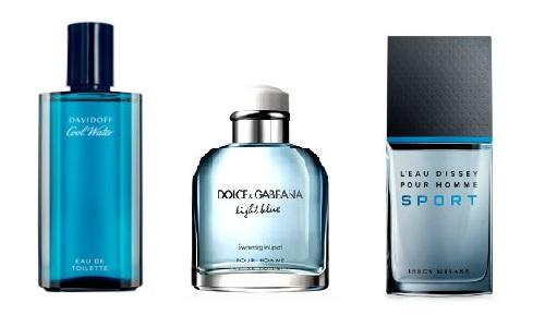 Homem No Espelho - Perfumes