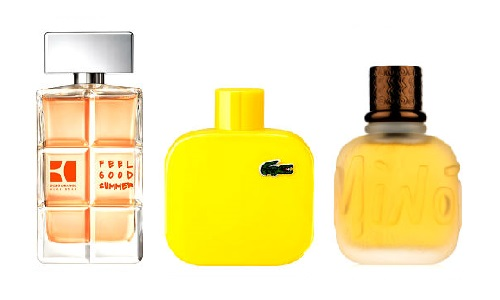 Homem No Espelho - Perfumes5
