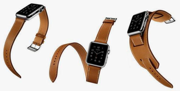 Homem No Espelho - Relógio Apple Watch Hermes-DoubleTour
