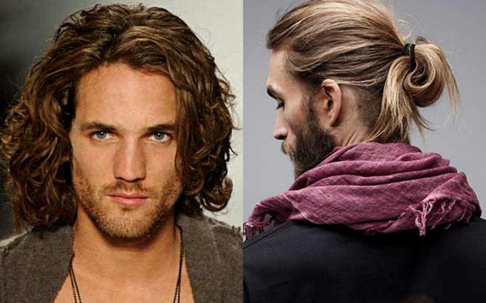 Homem No Espelho - cabelo longo11