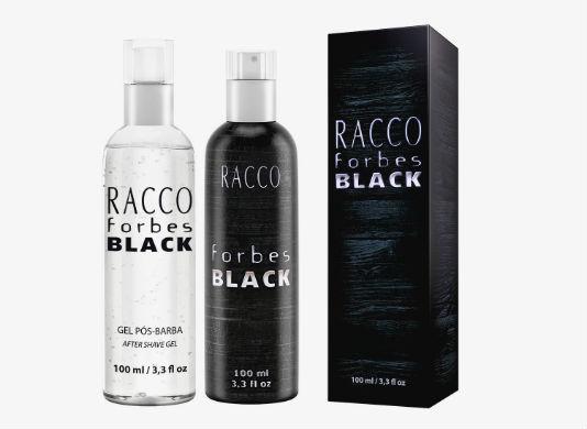 Homem No Espelho - Racco  Forbes Black