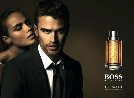 Homem No Espelho - hugo-boss-the-scent
