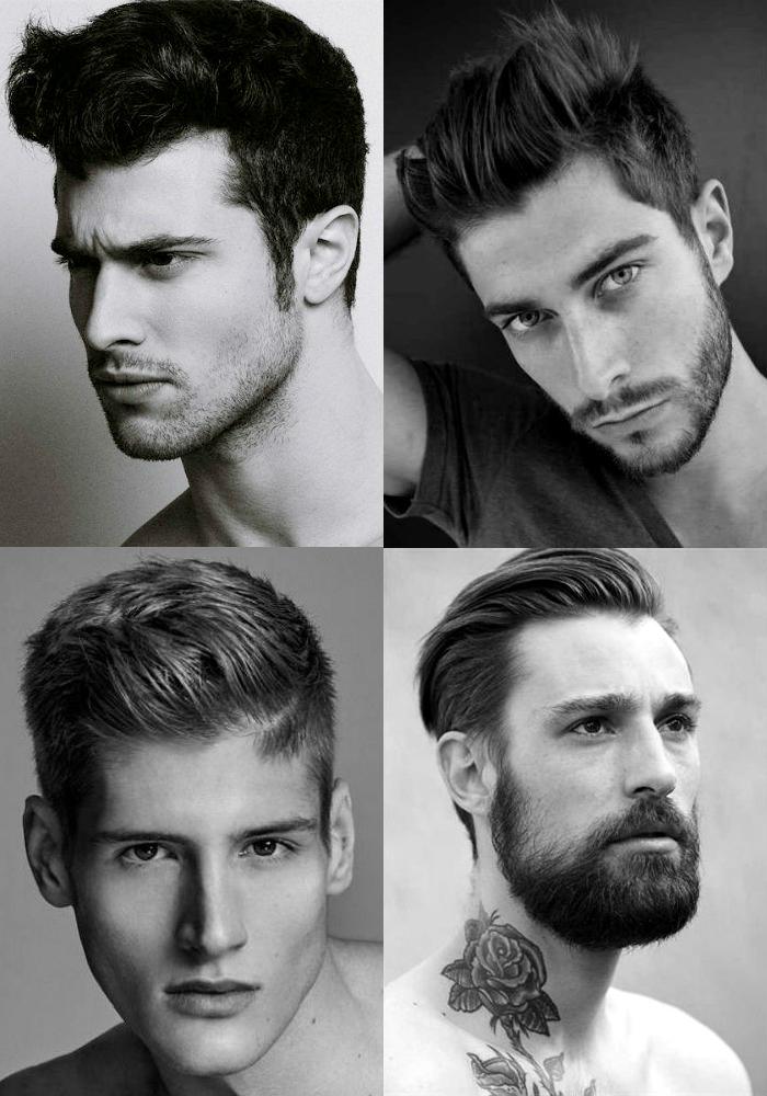Homem No Espelho - Corte de cabelo masculino degradê - Cortes Scissor Fade