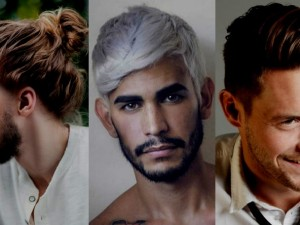 Homem No Espelho - Cortes de cabelo masculinos