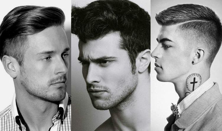 Homem No Espelho - Cortes de cabelo masculinos em degradê.