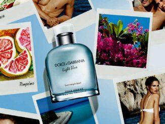 Dolce   Gabbana Light Blue chega em versão Swimming In Lipari 61a3f54757