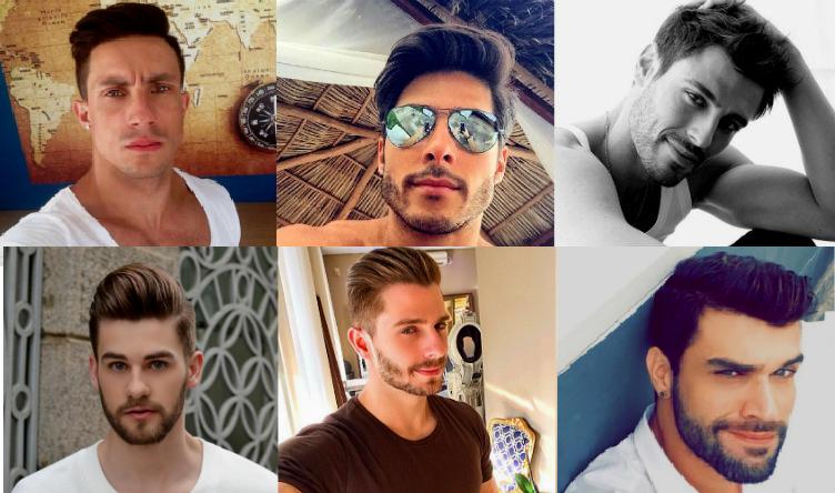 Homem No Espelho - cortes de cabelo masculinos do instagram