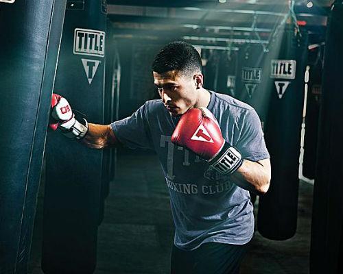 Homem No Espelho - Treino academia músculos 2