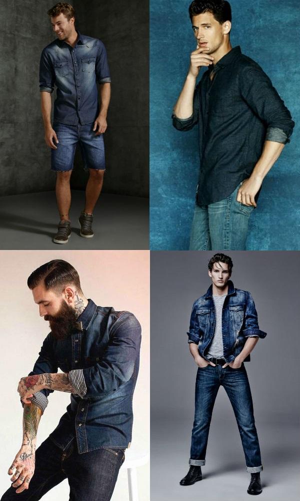 Homem No Espelho - Estilo jeans com jeans3