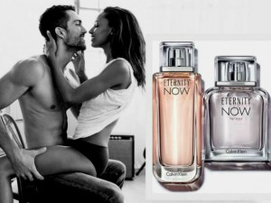Homem No Espelho - Perfume masculino Calvin Klein Eternity Now