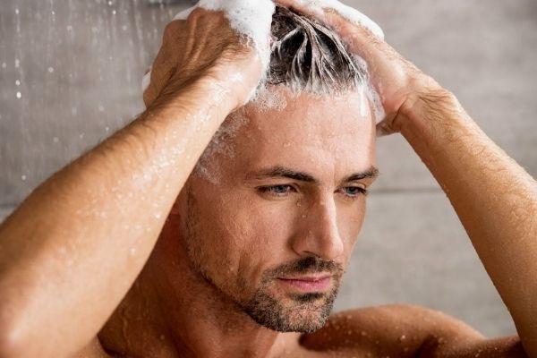 Homem No Espelho - Cabelo fino como cortar, lavar e modelar