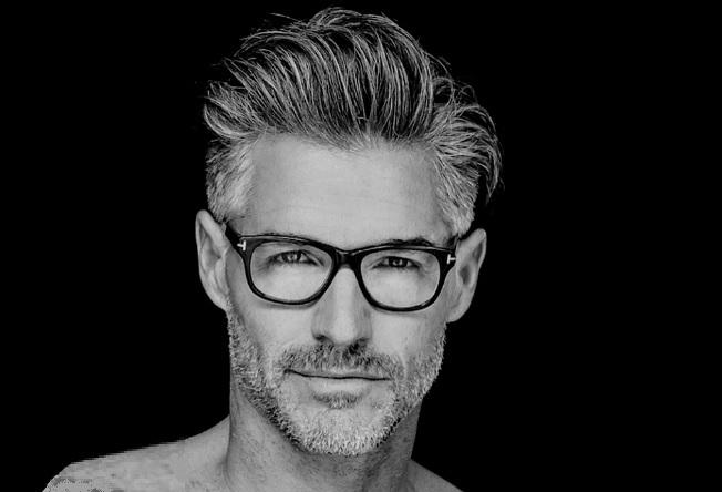 Muitas vezes Homem No Espelho - Como cuidar do cabelo branco - grisalho  FU75