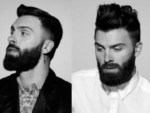 Homem No Espelho - Cortes de cabelo masculino - penteados - Levi Stocke(4)