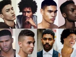 Homem No Espelho - ideias de cortes de cabelo masculino crespo cacheado encaracolado