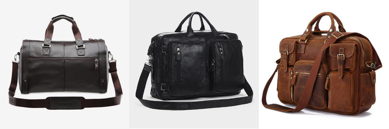 Homem No Espelho - Bolsas masculinas - Bolsa de mão - carryall