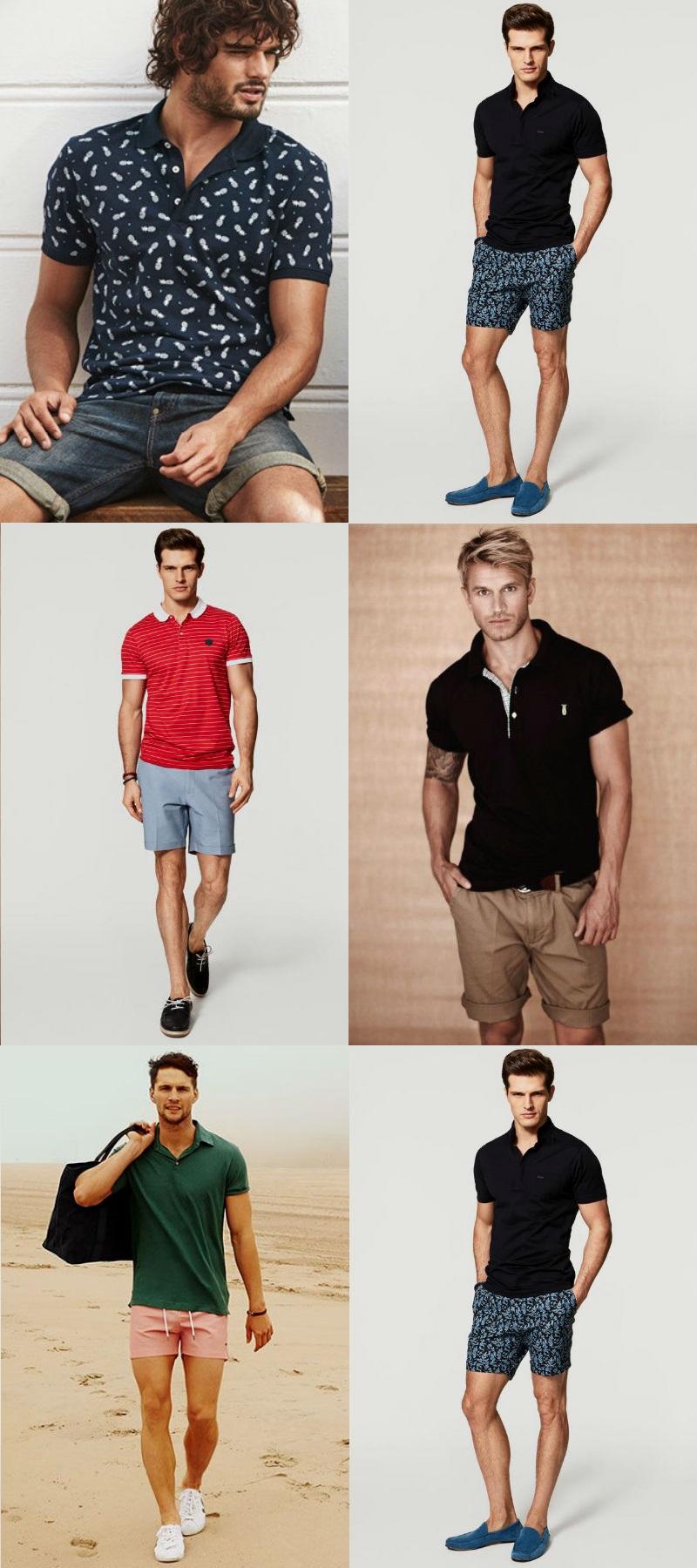 03daf448f Homem No Espelho - Moda casual- bermudas camiseta polo - Homem no ...