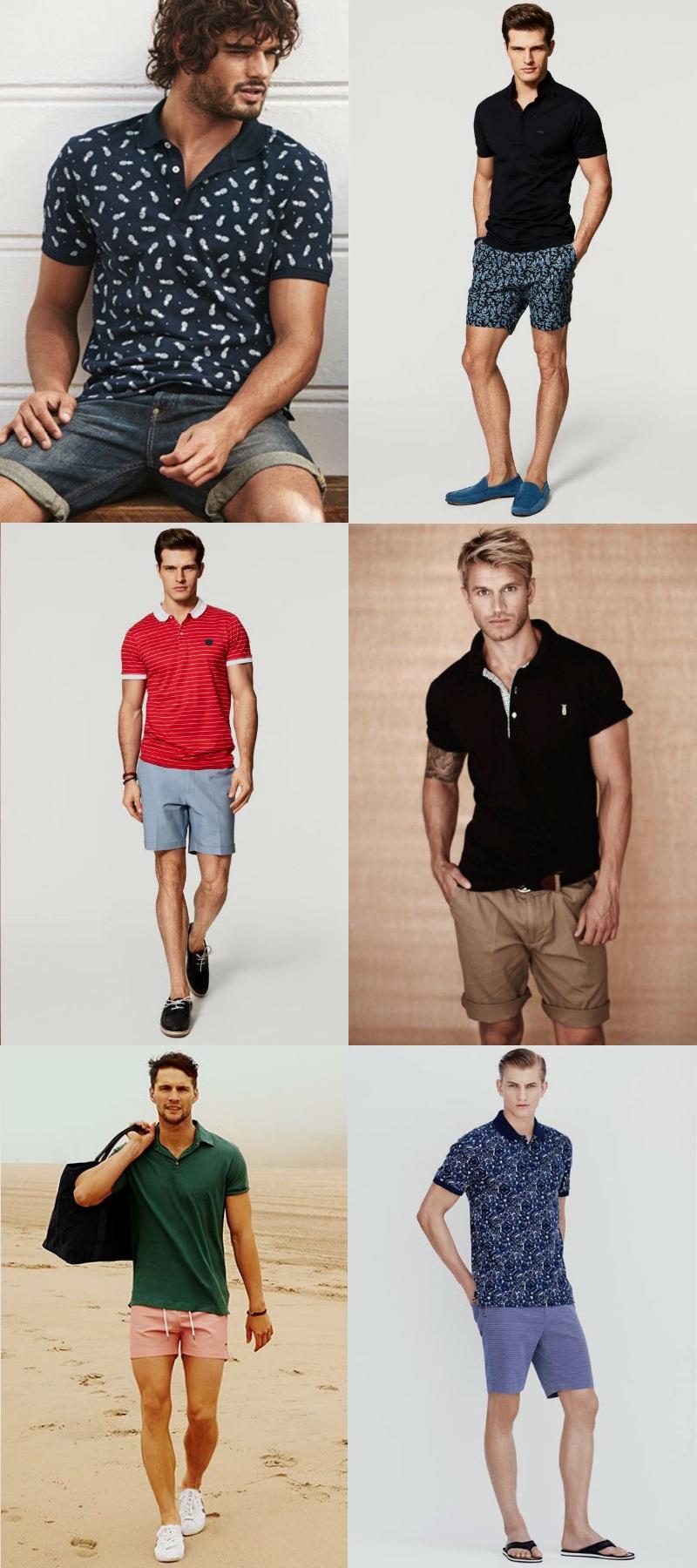 660e289bf Homem No Espelho - Moda casual- bermudas camiseta polo - Homem no ...